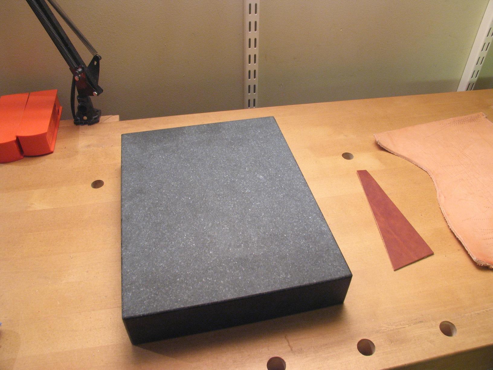 Fine Leatherworking | Using Pricking Irons