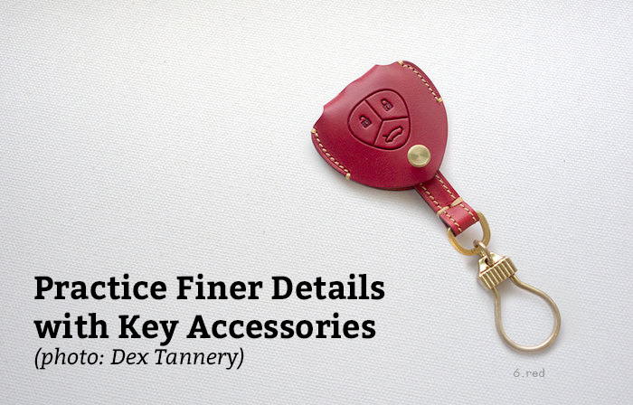 Practice Finer Details with Key Accessories (Updated)
