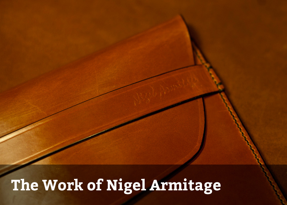 The Work of Nigel Armitage