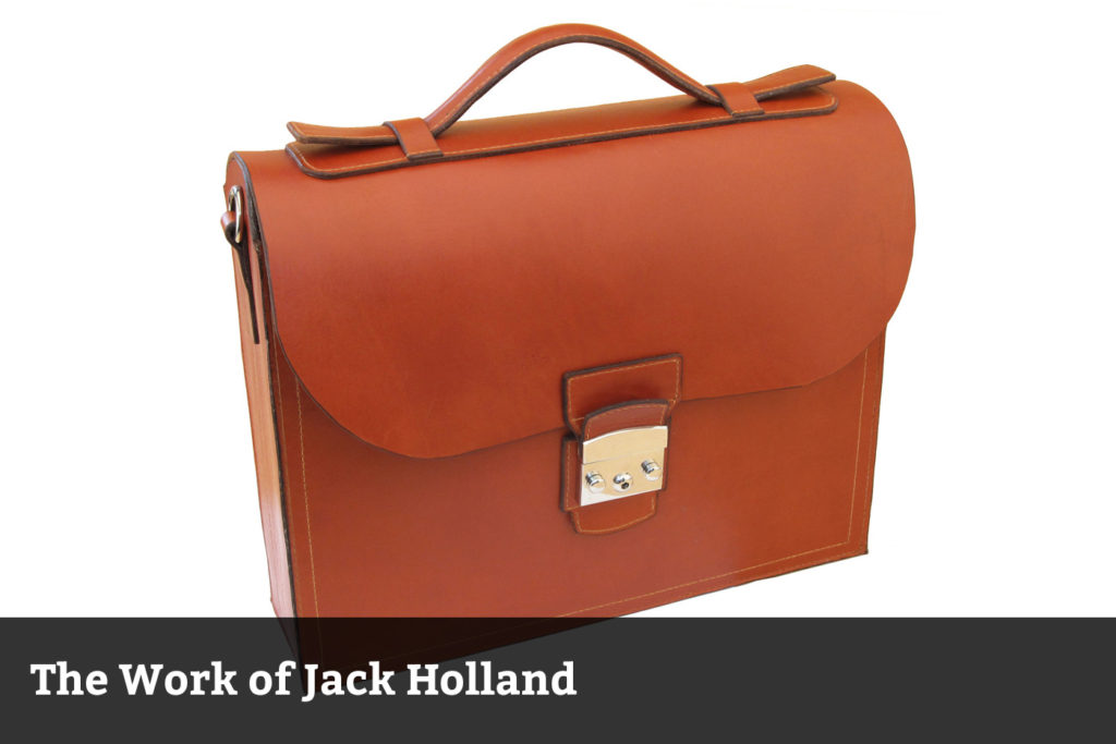 The Work of Jack Holland