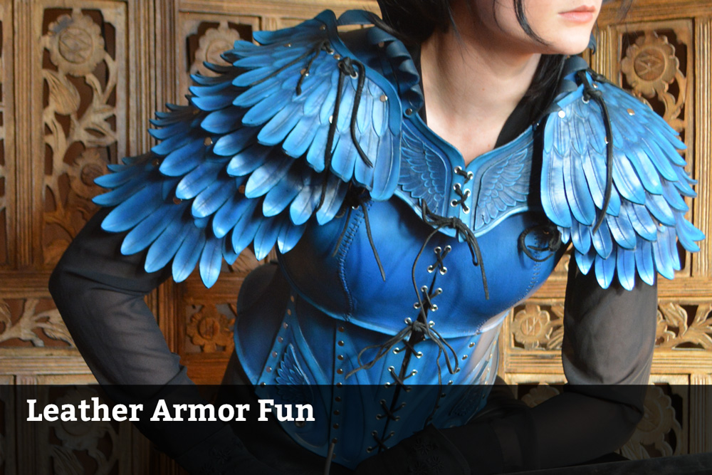 Leather Armor Fun