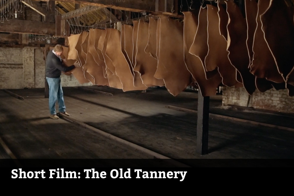 Short Film: The Old Tannery