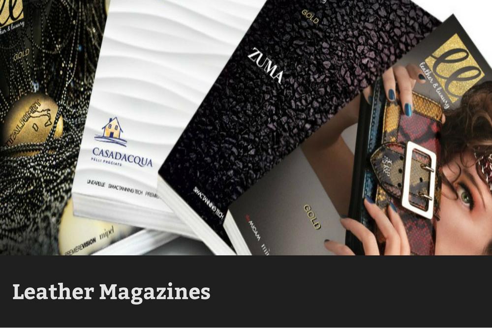 Leather Magazines