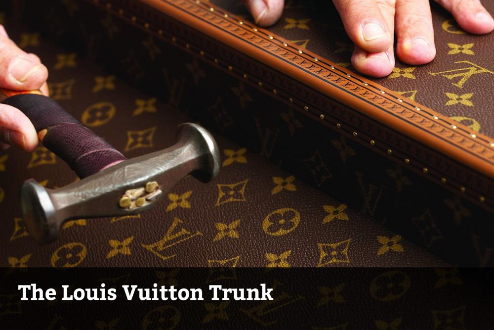 The Louis Vuitton Trunk
