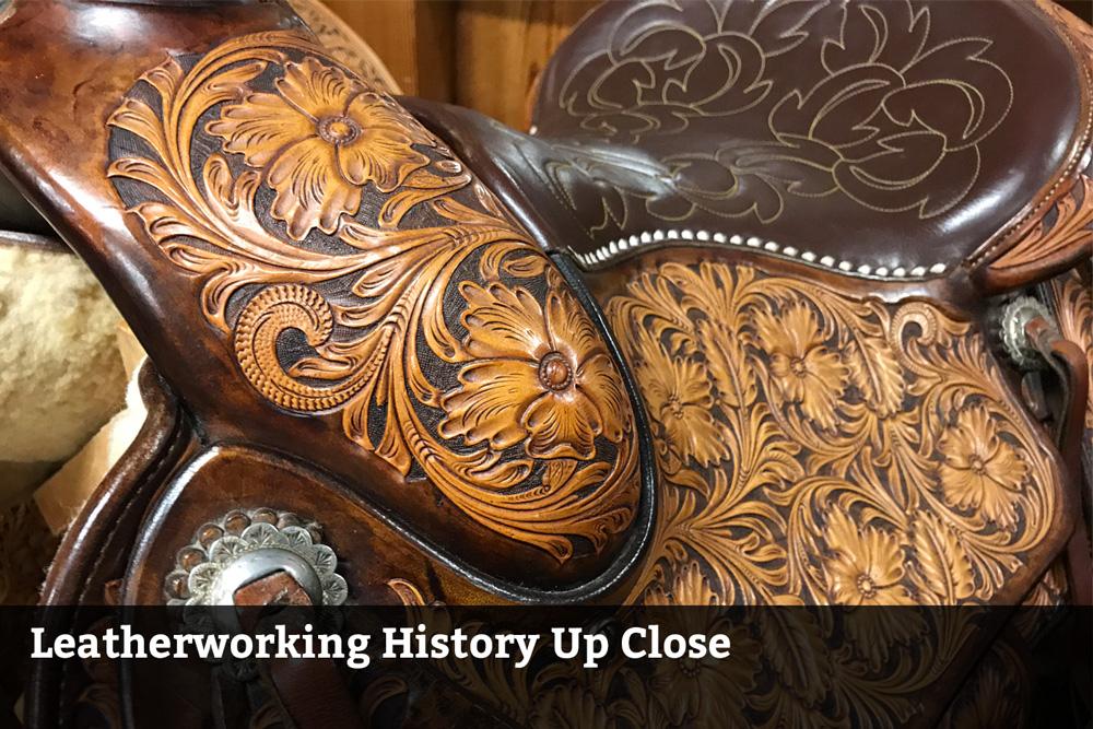 Leatherworking History Up Close