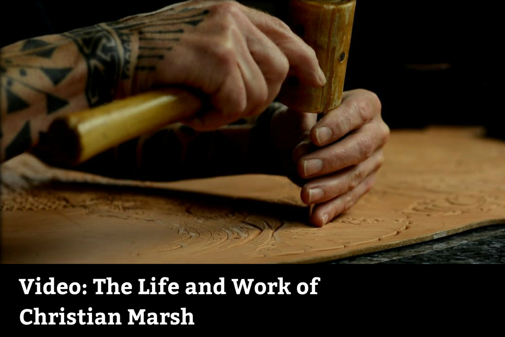 Video: The Life and Work of Christian Marsh